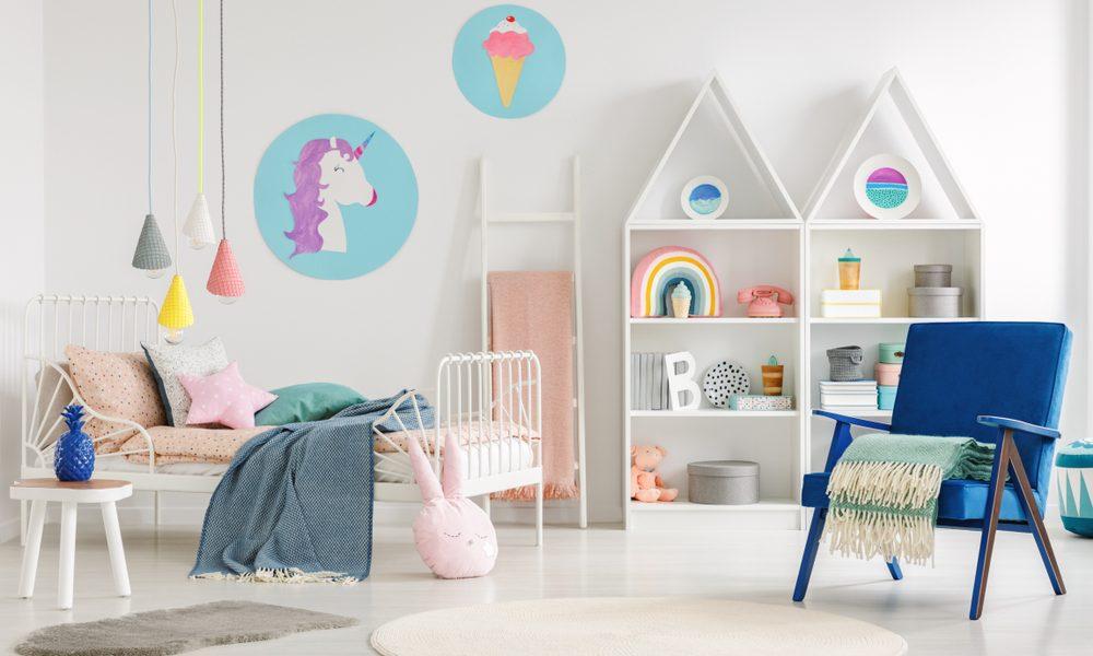 Meubler une chambre d'enfant : inspirations et conseils